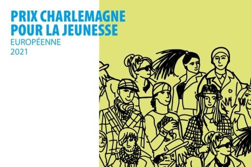 Participez à l'édition 2021 du Prix Charlemagne pour la jeunesse