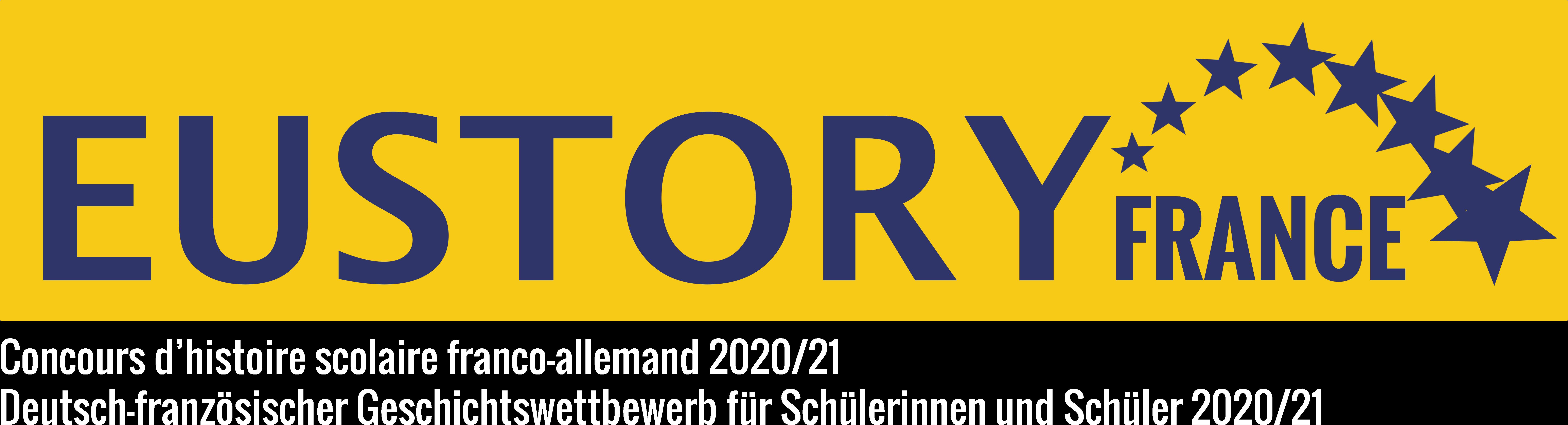 Concours d'histoire scolaire franco-allemand 2020-2021 EU-Story