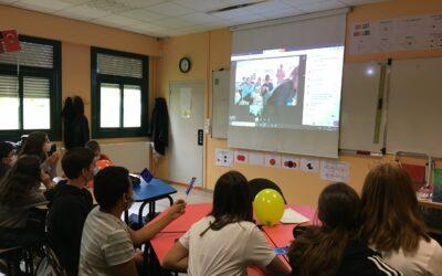 Au collège Jean Rostand de Quétigny nous avons participé aux Erasmus Days!